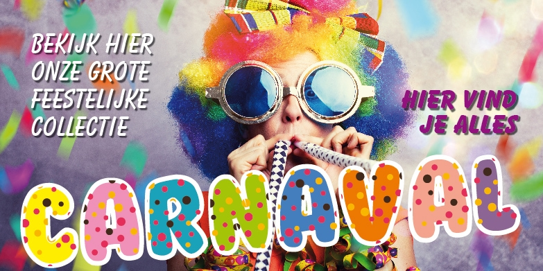 Suzanne's Feest Shop - Carnaval