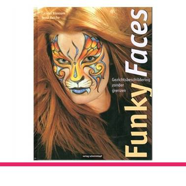 Funky Faces boek